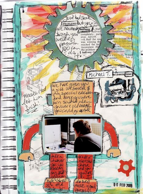 feb-glenda-art-journal