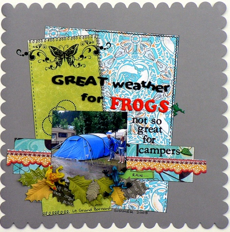 pam thorburn great for frogs