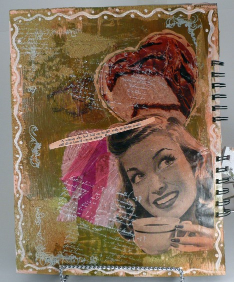 amy journal back cover