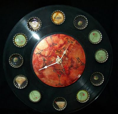 sherry goodloe record cd clock